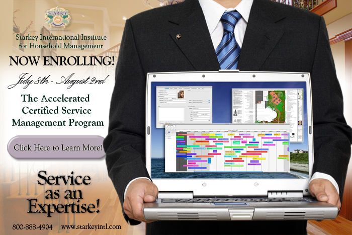 Now Enrolling for The Accelerated Service Management Program