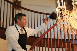 Why Household and Estate Managers must know the lost art of fine housekeeping